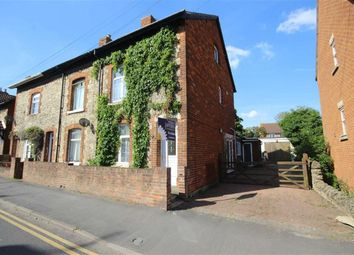 Thumbnail 3 bed end terrace house for sale in Ermin Street, Stratton, Wiltshire