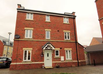 Thumbnail 4 bed semi-detached house to rent in Newson Road, Swindon