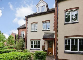 Thumbnail 4 bed town house for sale in Waters Edge, Handsacre, Rugeley