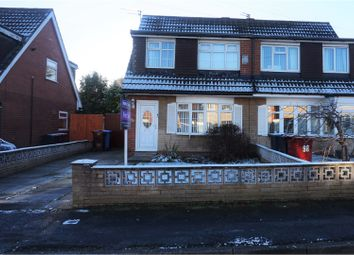 Thumbnail 3 bedroom semi-detached house for sale in Grassington Crescent, Liverpool
