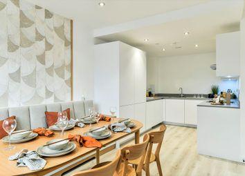 Thumbnail 3 bedroom flat for sale in 77-79 Queen's Road, Peckham