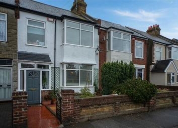 3 bed terraced house for sale in Norman Road, Ramsgate, Kent CT11