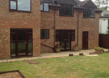 Thumbnail 4 bed detached house to rent in Nash Road, Great Horwood, Bucks