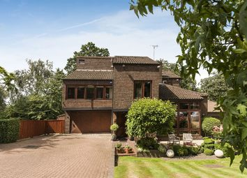 Thumbnail 5 bedroom property for sale in Grange Gardens, Hampstead
