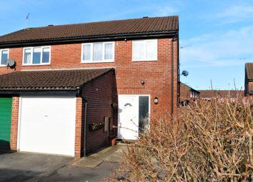 3 bed semi-detached house for sale in Sunbury Close, Bordon GU35