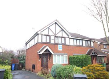 Thumbnail 3 bedroom semi-detached house for sale in Greenheys, Droylsden, Manchester