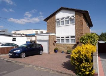 Thumbnail 4 bed detached house for sale in Seaview Road, Canvey Island