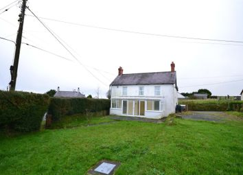 Thumbnail 3 bed detached house for sale in Maesycrugiau, Plwmp, Llandysul, Ceredigion