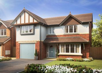 Thumbnail 4 bed detached house for sale in Greenhill Gate, Penwortham, Preston