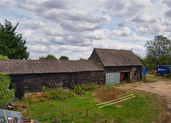 Thumbnail Land for sale in Battisford Road, Hitcham, Ipswich, Suffolk