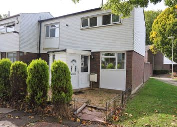 Thumbnail 3 bed end terrace house for sale in Bracklesham Close, Farnborough