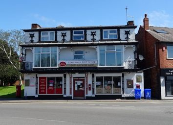 Thumbnail Retail premises for sale in 18 St. Peters Street, Burton-On-Trent