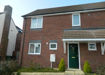 Thumbnail 2 bedroom semi-detached house to rent in Thornhill Place, Longstanton