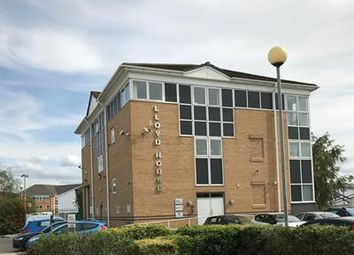 Thumbnail Office to let in First Floor, Lloyd House, Orford Court, Greenfold Way, Leigh, Lancashire
