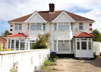 Thumbnail 4 bedroom semi-detached house for sale in Park View, Wembley