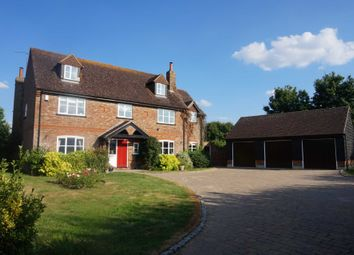 Thumbnail 6 bed detached house to rent in Mill Road, Slapton, Leighton Buzzard