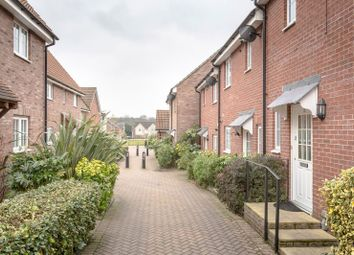 Thumbnail 3 bed terraced house to rent in Honey Road, Little Canfield, Dunmow