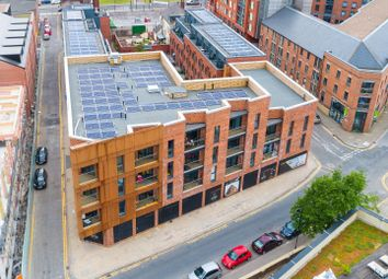 Thumbnail 1 bedroom flat for sale in Cornish Steelworks, Kelham Island, Sheffield