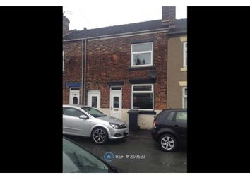 Thumbnail 2 bed terraced house to rent in Hope Street, Stoke On Trent
