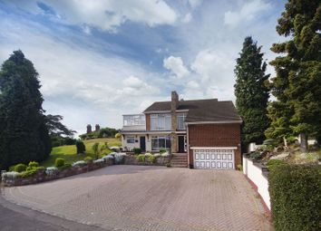 Thumbnail 4 bed detached house for sale in Vale Head Drive, Wightwick, Wolverhampton