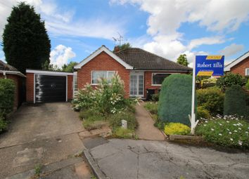Thumbnail 2 bed bungalow for sale in Woodville Close, Beeston, Nottingham