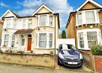 Thumbnail 3 bed semi-detached house for sale in Mitcham Road, Seven Kings