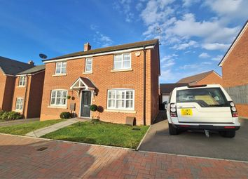 4 bed detached house for sale in Lancaster Way, Whitnash, Leamington Spa CV31