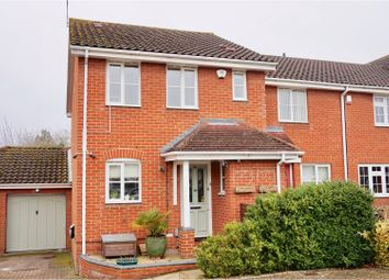 Thumbnail 3 bed end terrace house for sale in Tollsworth Way, Ware