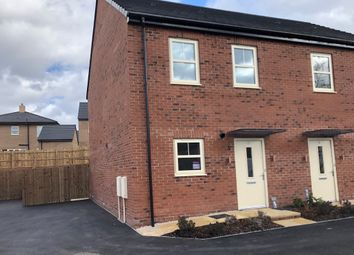 Thumbnail 2 bed semi-detached house for sale in Encore, Grafton Road, Brizlincote, Burton-Upon-Trent