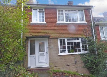 Thumbnail 3 bed terraced house for sale in Sundridge Drive, Walderslade, Chatham, Kent