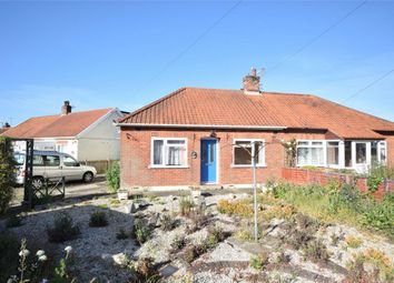 Thumbnail 2 bed semi-detached bungalow for sale in Thorpe Close, Thorpe St Andrews, Norwich