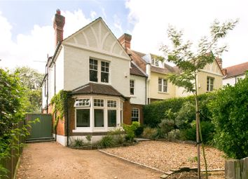 Thumbnail 5 bed semi-detached house for sale in Sunray Avenue, London