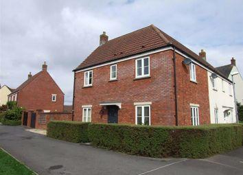 Thumbnail 3 bed semi-detached house for sale in Britannia Close, Bowerhill, Melksham