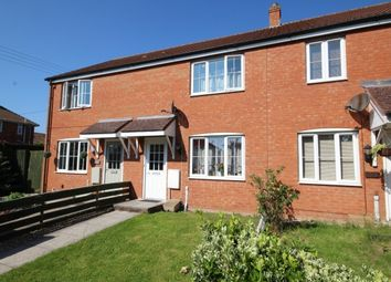 Thumbnail 2 bed terraced house for sale in Moravia Close, Bridgwater