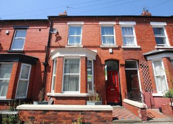 Thumbnail 3 bed terraced house for sale in Elmbank Road, Mossley Hill, Liverpool