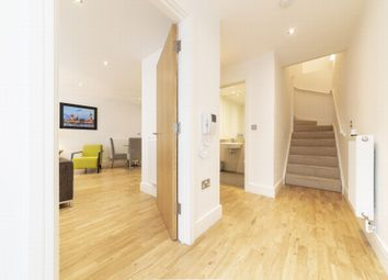 Thumbnail 2 bedroom flat to rent in Dowells Street, Greenwich, London