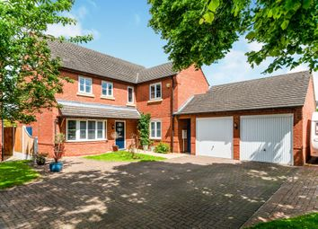 Thumbnail 4 bed detached house for sale in Bowling Green Road, Uttoxeter