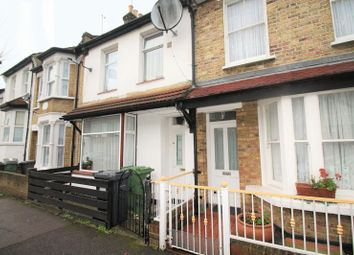 Thumbnail 2 bedroom terraced house for sale in Byron Road, London