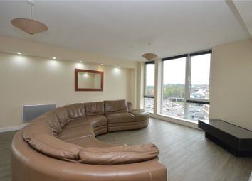 Thumbnail 3 bed flat for sale in Sanford Street, Town Centre, Swindon