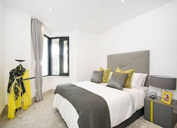 Thumbnail 2 bed flat for sale in Honeywood Road, Willesden Green