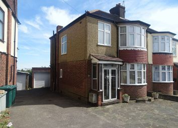 Thumbnail 3 bed semi-detached house for sale in Woodfall Avenue, Barnet