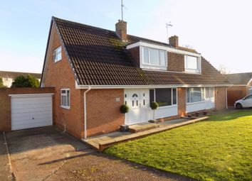 3 bed semi-detached house for sale in Linden Close, Exmouth EX8