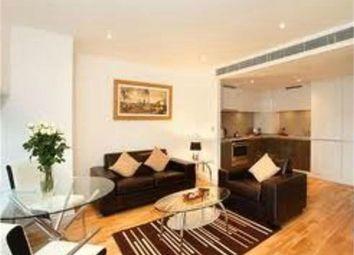 Thumbnail 1 bedroom flat to rent in Landmark East Tower, Marsh Wall