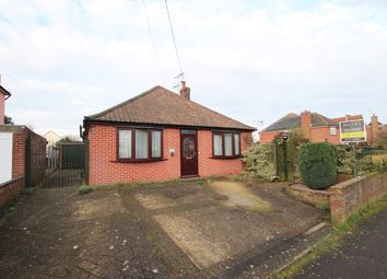 Thumbnail 2 bed detached bungalow for sale in The Street, Rushmere St Andrew, Ipswich