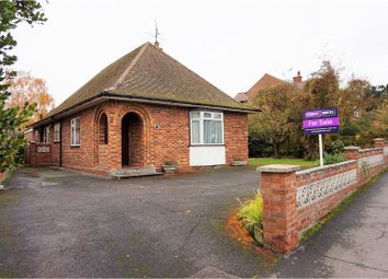 Thumbnail 3 bed detached bungalow for sale in Gibson Way, Saffron Walden