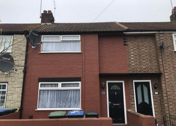 Thumbnail 2 bed terraced house for sale in Stmarys Road, Edmonton