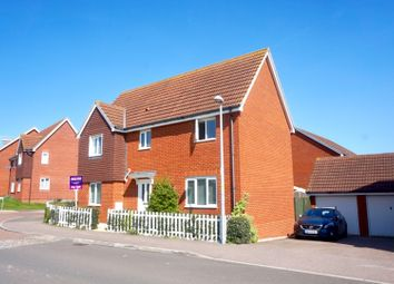 Thumbnail 4 bed detached house for sale in Rivenhall Way, Hoo, Rochester