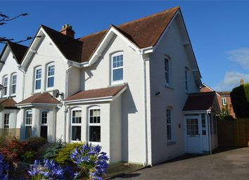 Thumbnail 4 bed semi-detached house for sale in The Broadway, Exmouth
