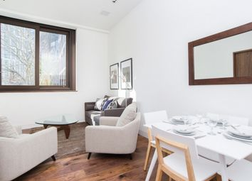 Thumbnail 1 bed flat for sale in Roman House, Wood St, London