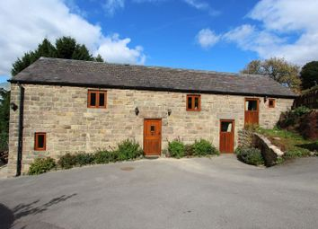 Thumbnail 4 bed barn conversion for sale in Holt Road, Hackney, Matlock